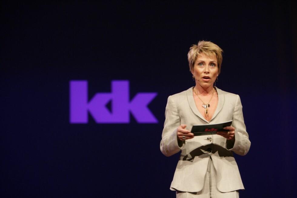 Konferansen handlet om å dyrke arbeidsglede og engasjement.  Og engasjement og glede ble det, for KKs sjefredaktør Bene E. Engesland og 1600 kvinner i Konserthuset i Oslo.