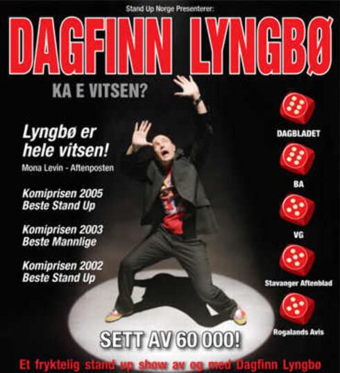 ... og det er også Dagfinn Lyngbø.