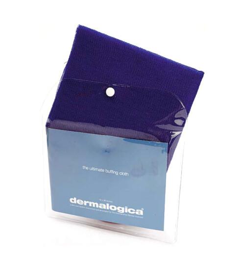 Denne kluten skal brukes på kroppen for å fremme sirkulasjonen. Grei å bruke i dusjen (kr 200, Dermalogica).
