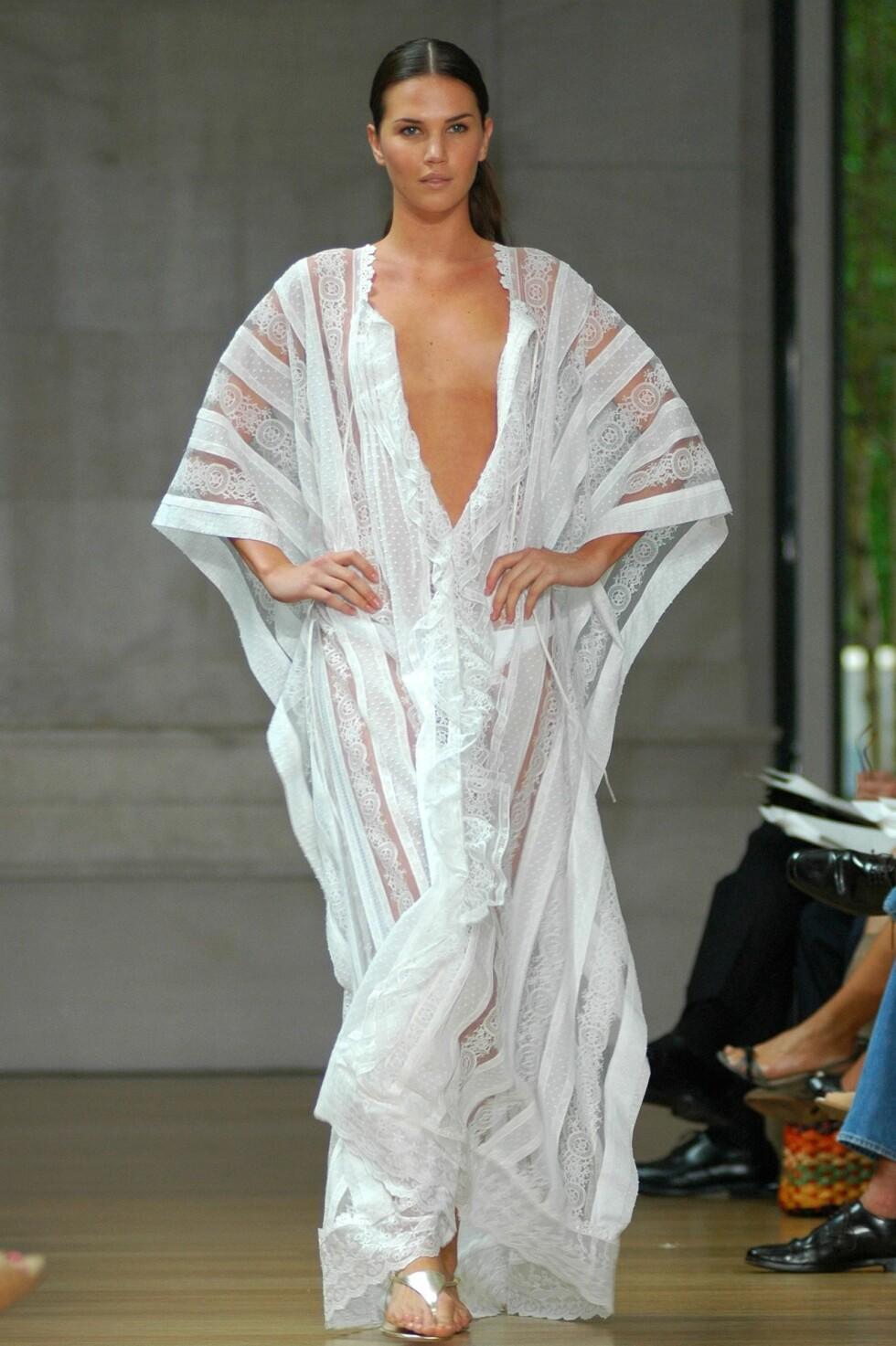 Oscar de la Renta-kjolene