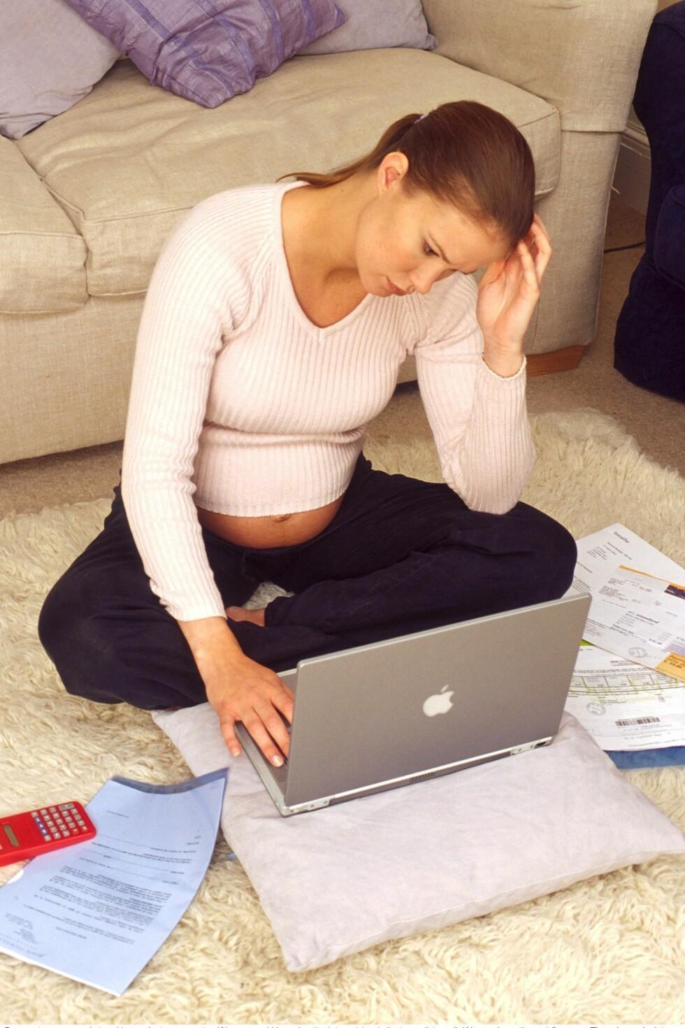 Stadig flere kvinner sykmeldes i løpet av svangerskapet, og mange av dem mener at det kunne vært unngått dersom arbeidsgiver hadde lagt forholdene bedre til rette.