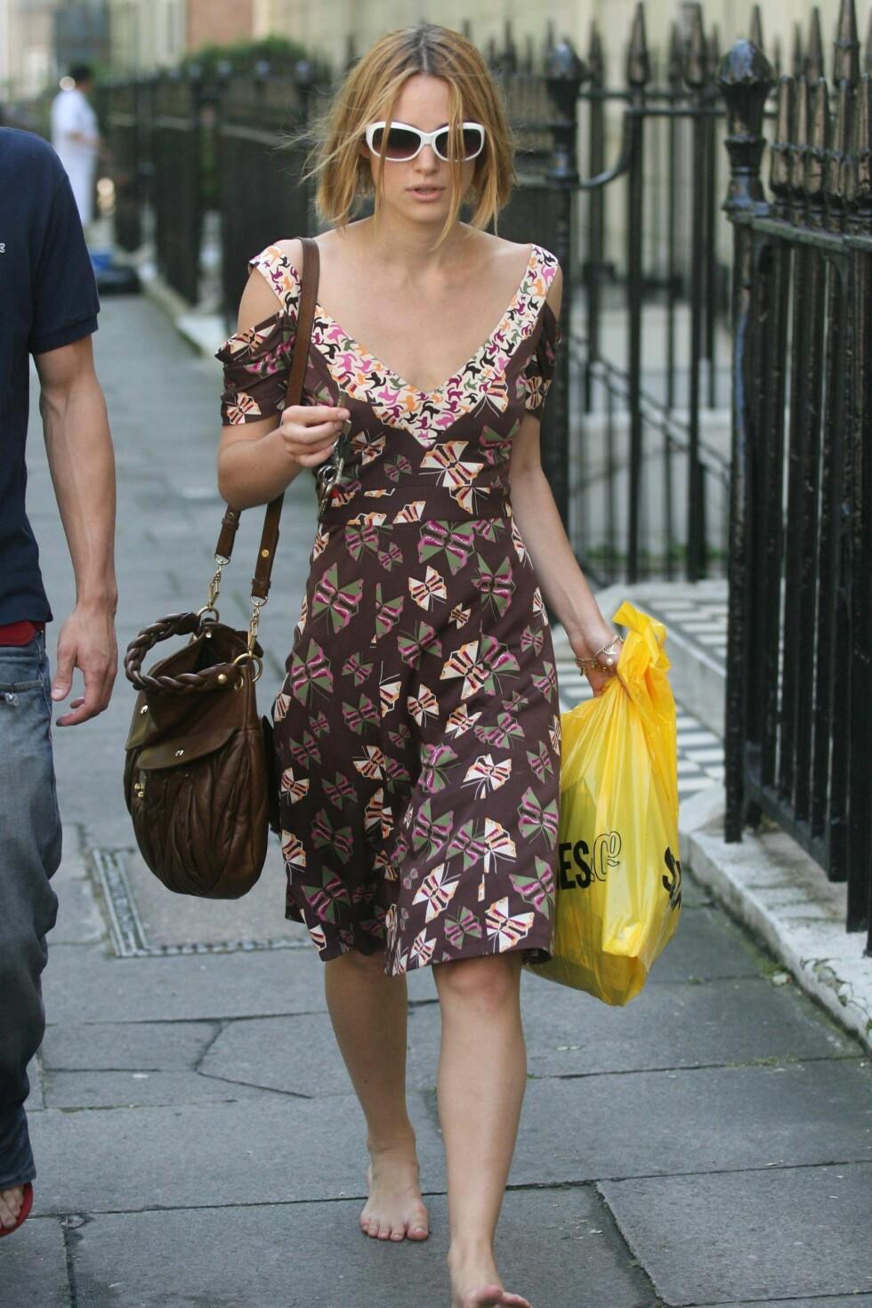 Den britiske skjønnheten Keira Knightly er den nye it-jenta.