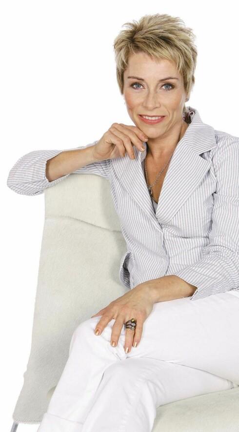 Sjefredaktør Bente E. Engesland.