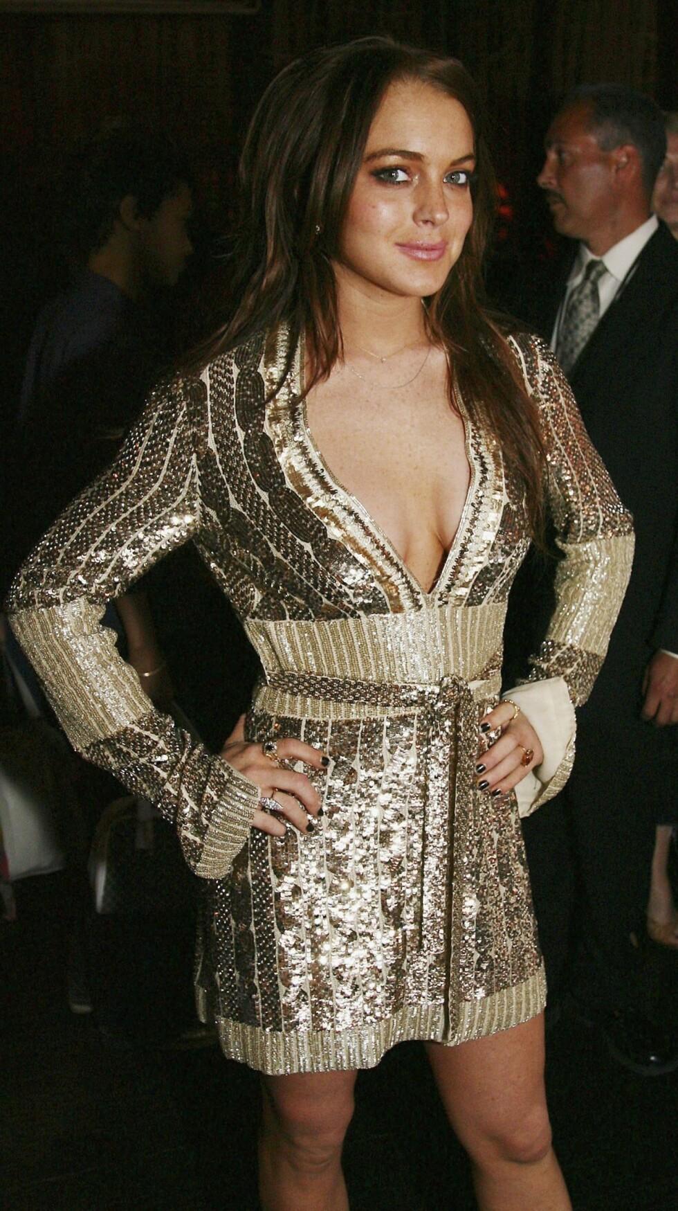 Lindsay Lohan er Hollywoods nye yndling.