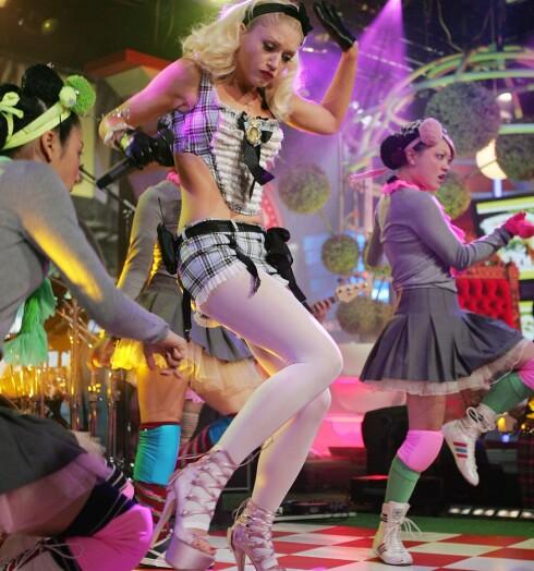 Gwen Stefani lanserte i 2004 soloalbumet «Love, Angel, Music, Baby». Stilen er psykedelisk med inspirasjon fra undergrunnsmoten i Tokyo, og hun sier selv at albumet og motekolleksjonen hennes L.A.M.B. er inspirert av popkulturen i Japan og Harajuku-jentene, som er bakgrunnsdansere.