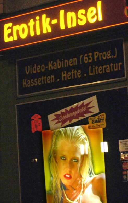 Den tyske sexindustrien har gode dager under fotball-VM.