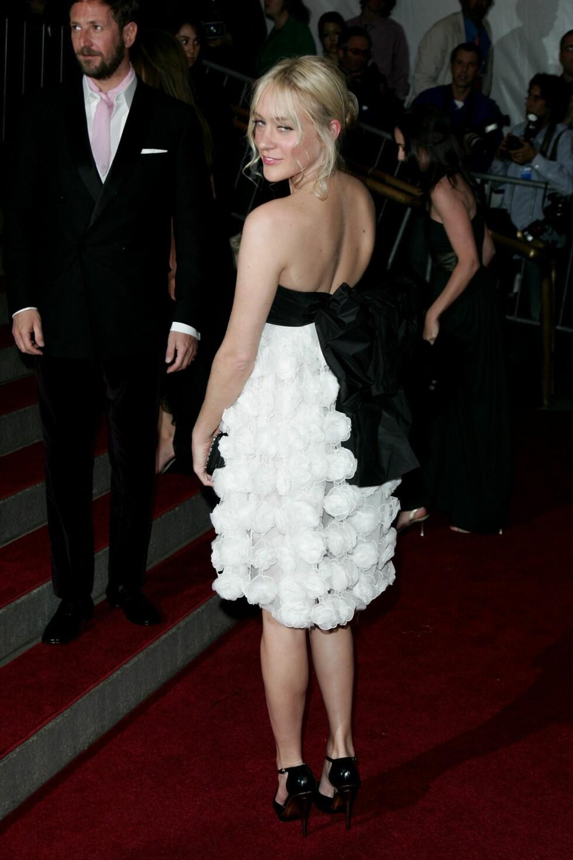 Stilikonet Chloe Sevigny i Chanel.
