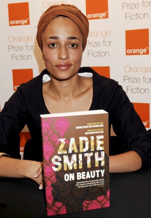Zadie Smith er ute med «Om skjønnhet».