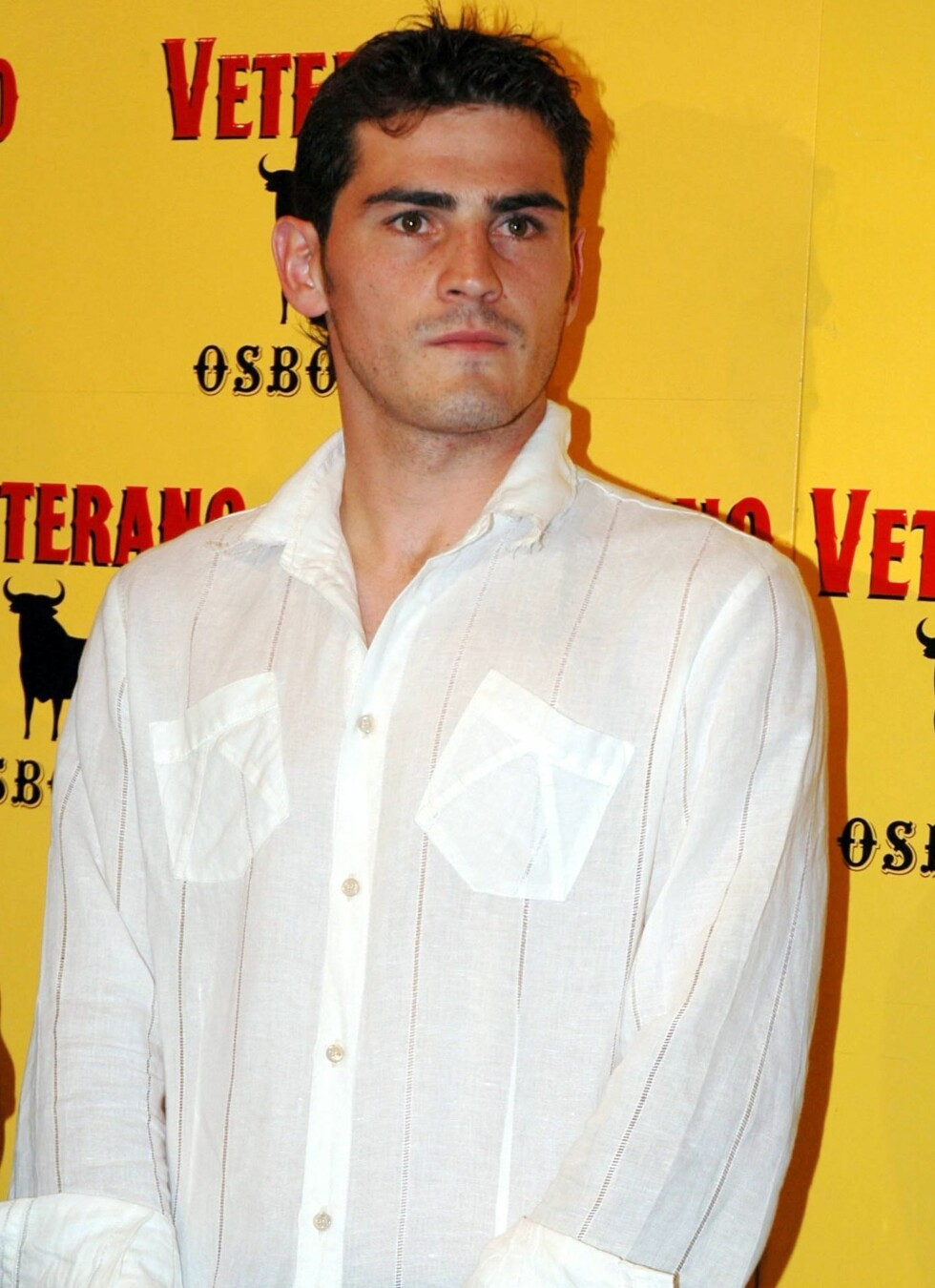 SPANIA: Iker Casillas