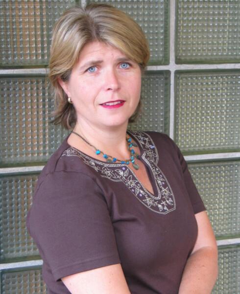 Nina Sundqvist, kommunikasjonsdirektør i Gilde. (Foto: Gilde)