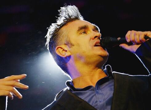 Se ham i sommer: Morrissey.