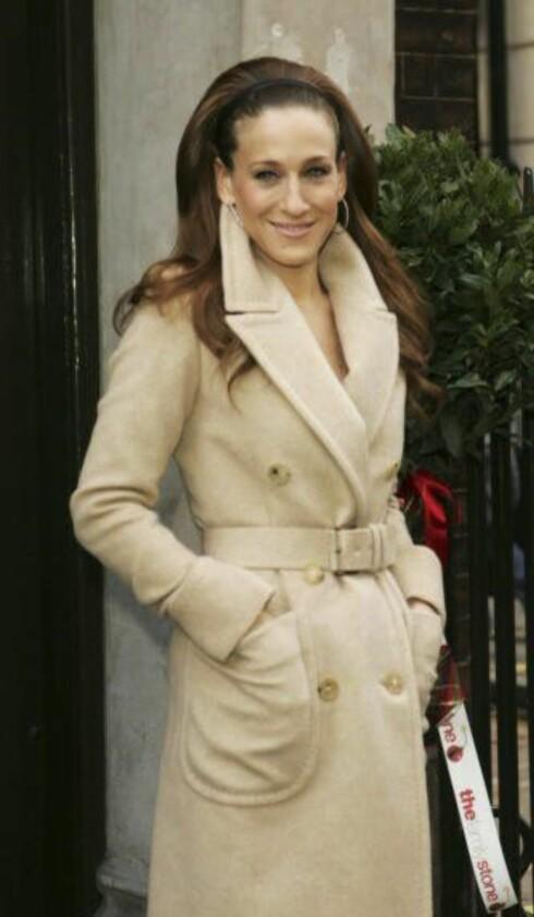 Skuespiller Sarah Jessica Parker er som alltid stilig, selv etter at trendserien Sex & Singelliv er lagt ned.