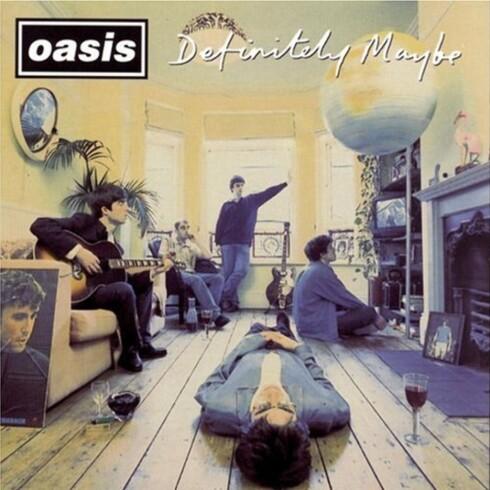 Definitely Maybe var Oasis' debutalbum i 1994.