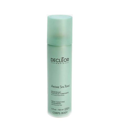 Aroma Spa Tonic deospray (kr 350, Decleor).