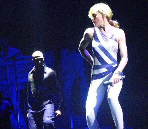 Madonna H&Ms nye ansikt