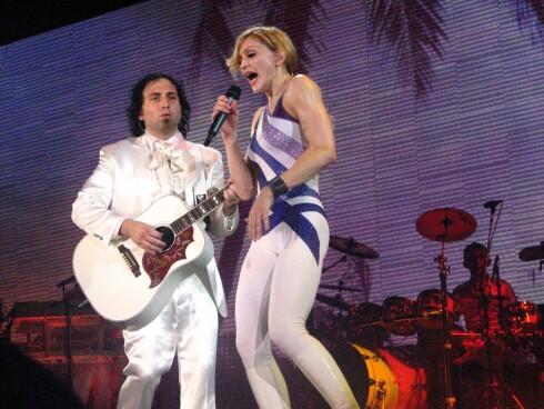 Madonna-turneen i bilder