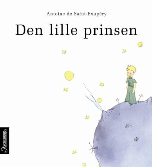 Populær kidult-bok: Antoine de Saint-Exupérys Den lille prinsen.