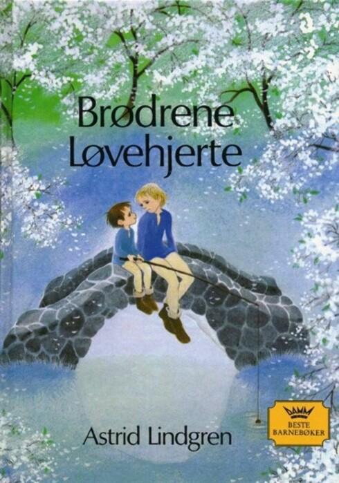 Populær kidult-bok: Astrid Lindgrens Brødrene Løvehjerte smelter fremdeles mange voksne pikehjerrter.