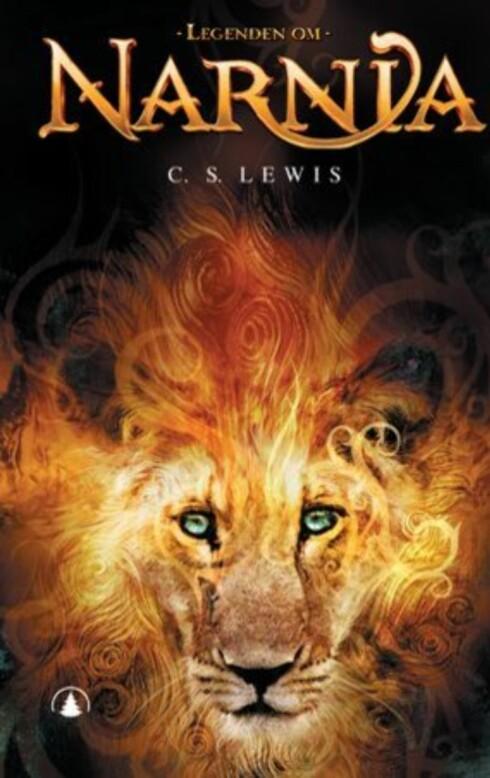 Populær kidult-bok: Legenden om Narnia av C.S. Lewis.