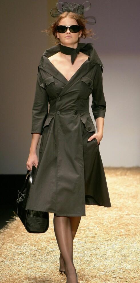 Jean Paul Gaultier vår-sommer 2006.