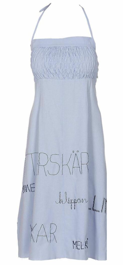 Bokstavelig talt(kr 2200, Ivana Helsinki/Fresh).