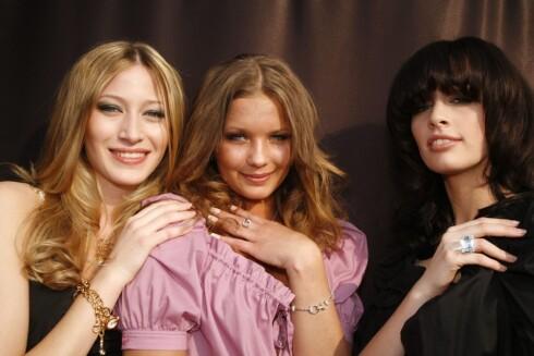 Glamorøse modeller fra Heartbreak modellbyrå.
