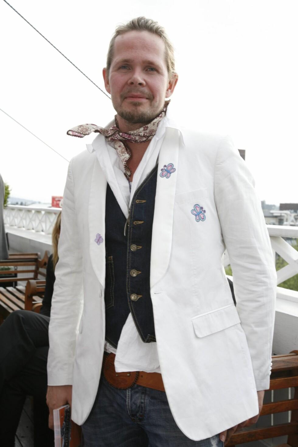 Stylist og partyarrangør Jojo Eng.