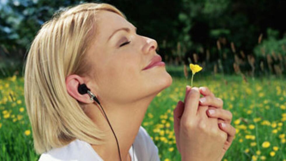 Vondt noe sted? Hør på musikk!