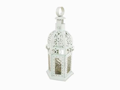 «Pastel Lantern» for telys (kr 80, Indiska).