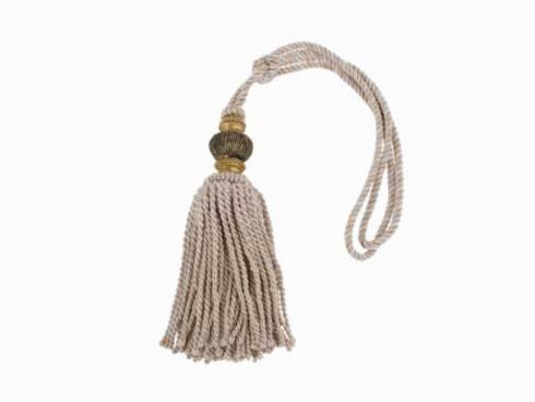 Gardindusken «Gedigen» kan også brukes som duklodd (kr 80, Kid).