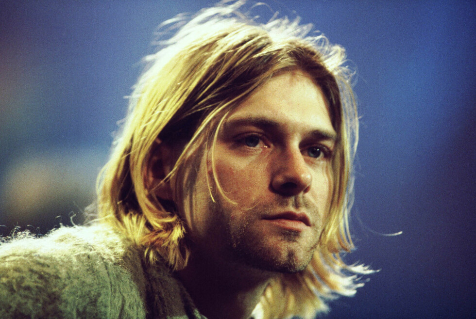 Cobain tidenes rocker