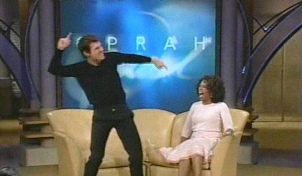Mektige Oprah Winfrey