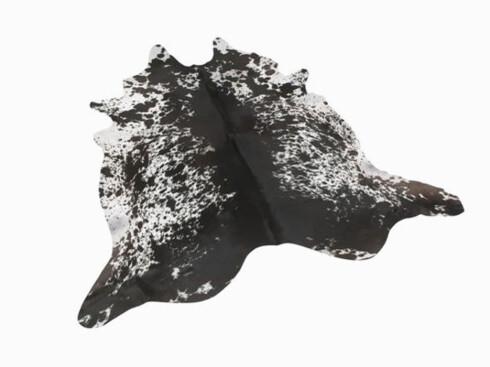 Kuskinn i fargen «Salt'n Pepper» (kr 3275, Bolia).