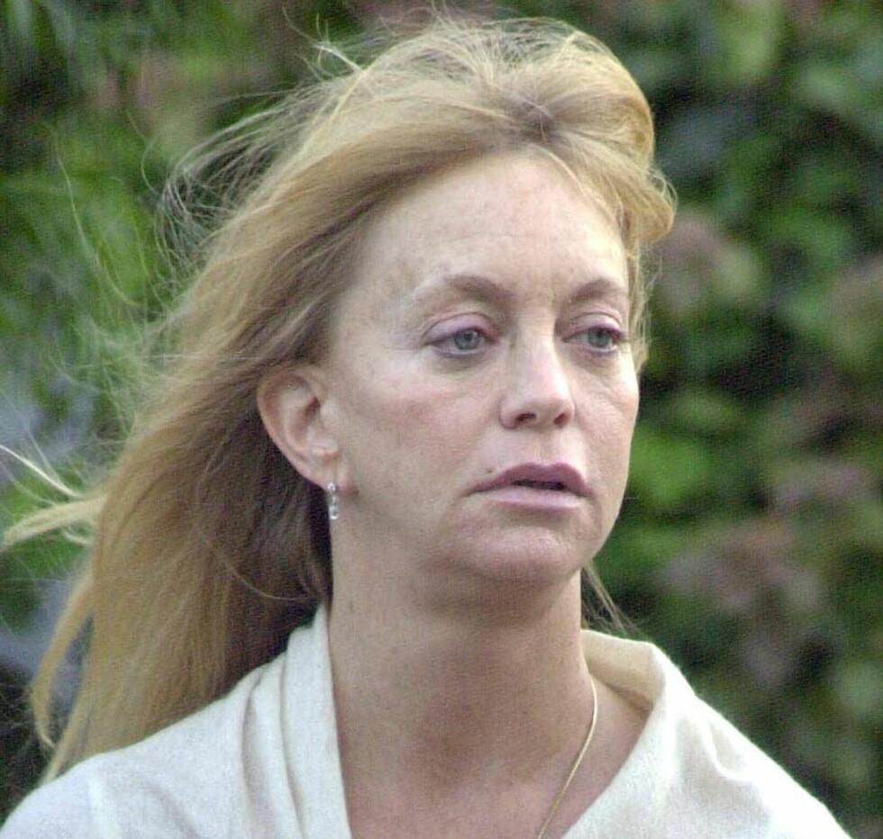 Mistet jeg ansiktet i salaten? Goldie Hawn.