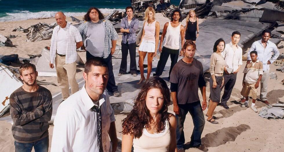 Øydramaet Lost har vært en formidabel tv-suksess verden over.
