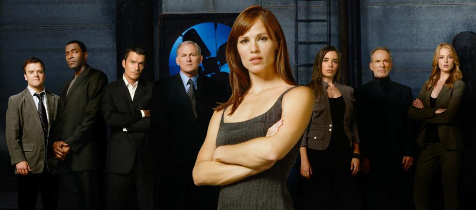 J.J. Abrams' store gjennombrudd kom med spenningsserien Alias, som har Jennifer Garner i hovedrollen.