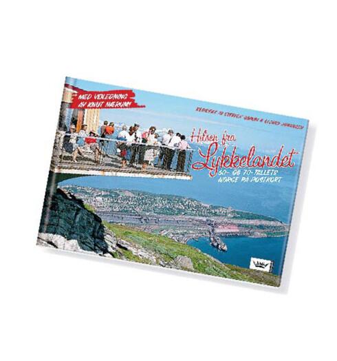 Kul bok! Postkort er tidsbilder av mote,interiør og miljø Her er mye å smile av. «Hilsen fra Lykkelandet: 60- og 70-tallets Norge på postkort» av Steffen Sørumog Eldrid Johansen(kr 199, Damm).