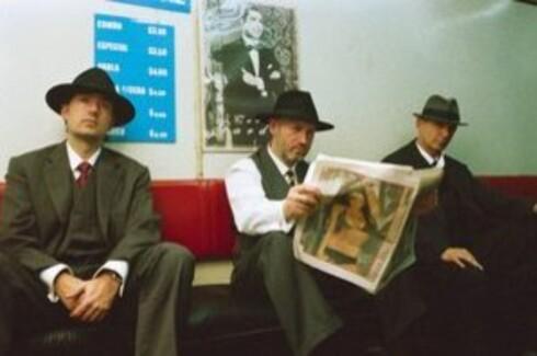 Gotan Project byr på smektende tango innimellom avispausene. Foto: Promo