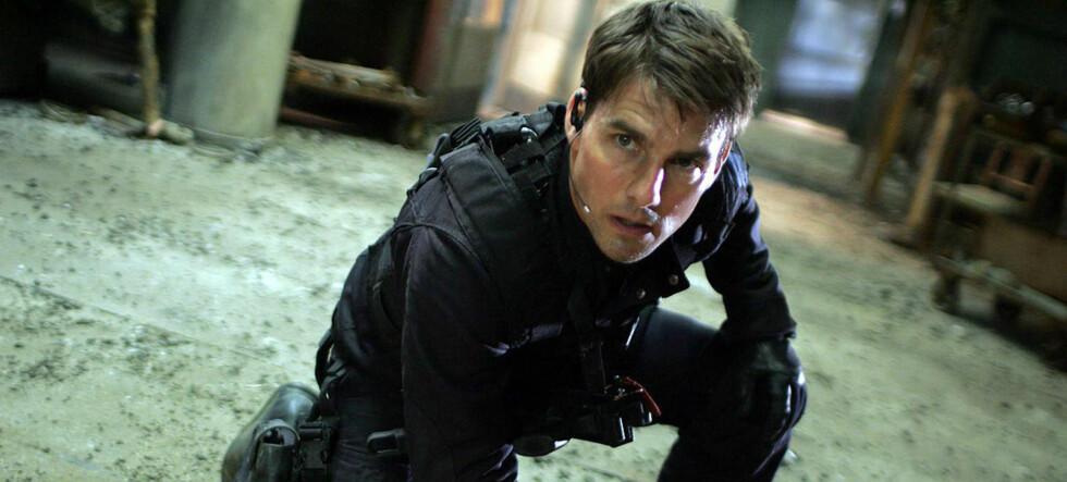 Tom Cruise er kjekkere og tøffere enn på årevis. Hurra!