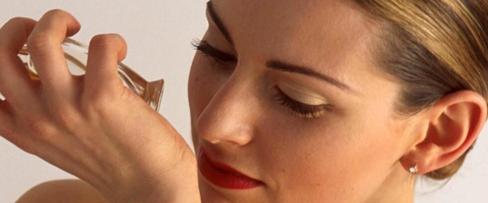 Auda: Det lukter kanskje godt, men parfymelukt kan være svært plagsomt for astmatikere og allergikere.