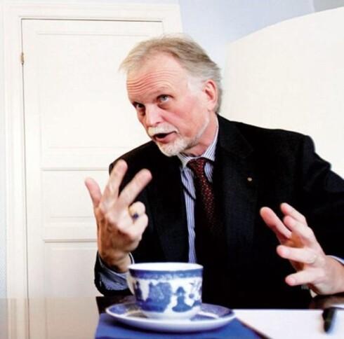 Hodejeger Jens Petter Heyerdahl er spesialist på rekruttering til lederstillinger og styrer.