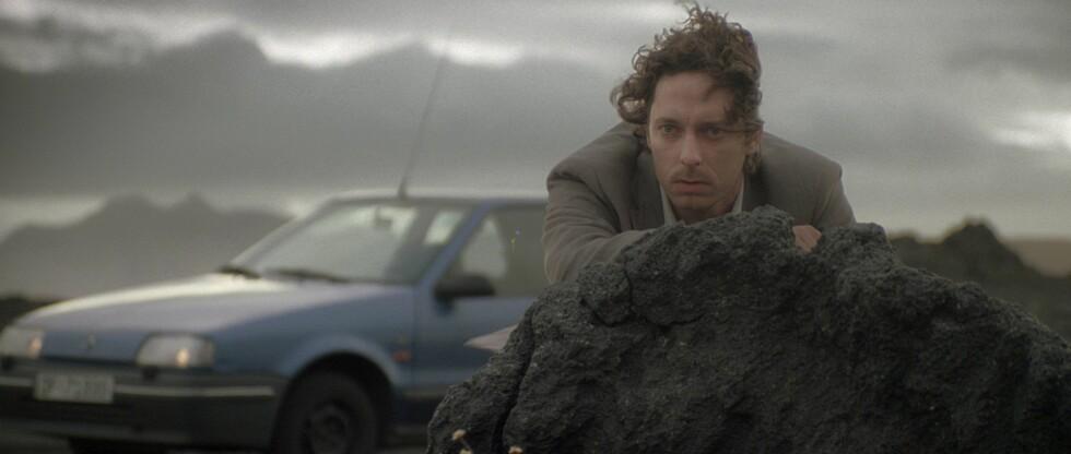 Trond Fausa Aurvåg har en av hovedrollene i Den brysomme mannen.