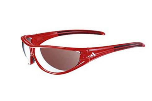 Øynene må beskyttes.Sportssolbriller fra Adidas kommer i flere modeller og farger. Adidas Evil Eye (kr 1275, aktivfritid.no)