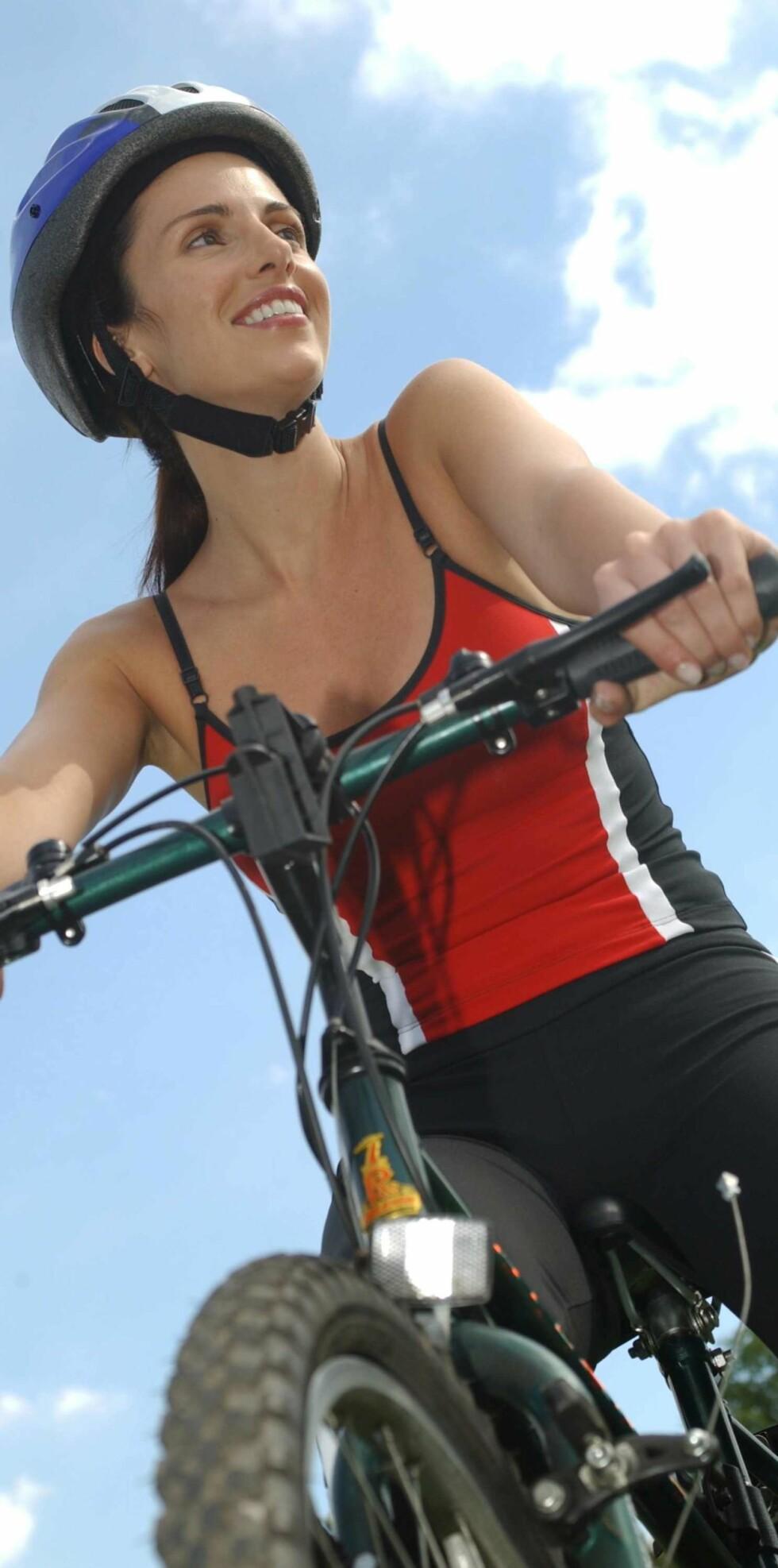 Tid for sykkel