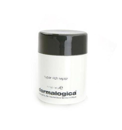 EKSTREMTTØRR HUD.Super RichRepair fra Dermalogicaskalvære fyldig ogpasse for tørrog sensitiv hud(kr 795/50 ml).