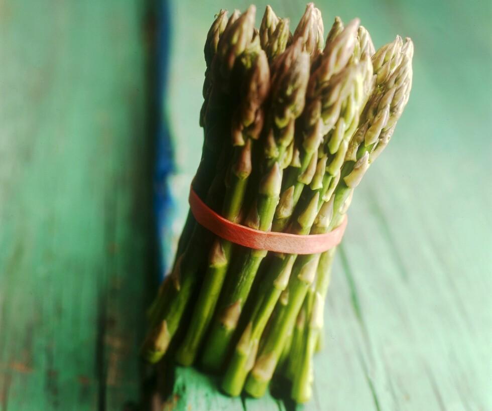 Nam-nam, asparges