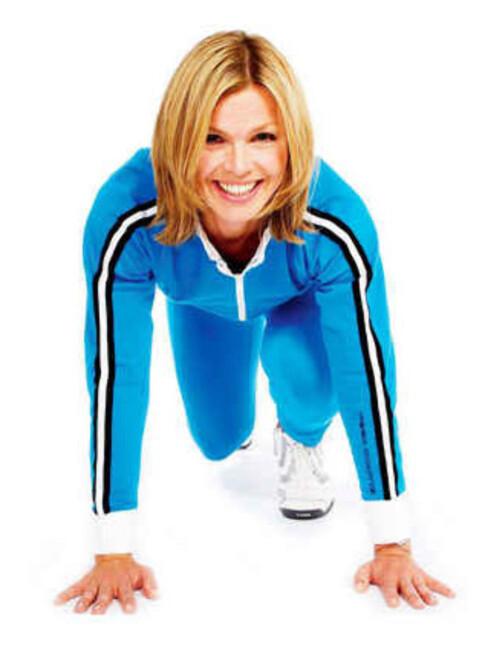 Spør Jill om trening