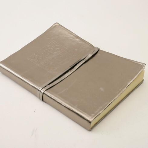 Skriv dagbok i vårsolen (kr 150, Day Birger Mikkelsen).