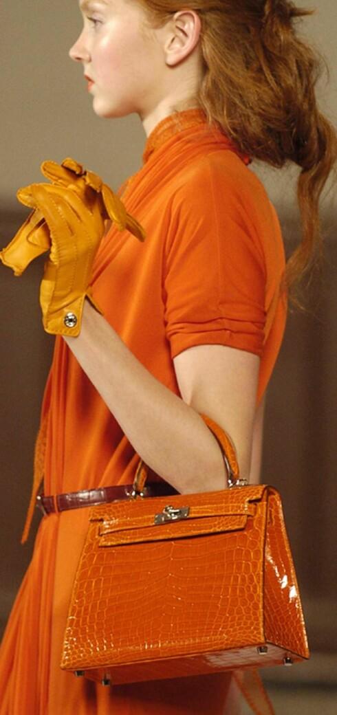 Birkin-vesken er så populær at det er flere års ventetid på den.