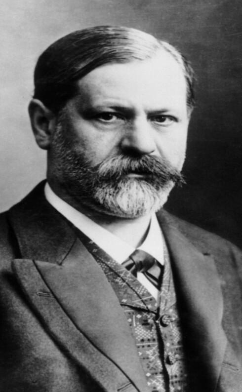 Sigmund Freud fyller 150